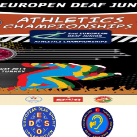 2nd European Deaf Athletics Junior Championships